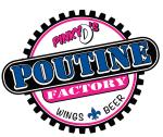 Pinky D's Poutine Factory logo